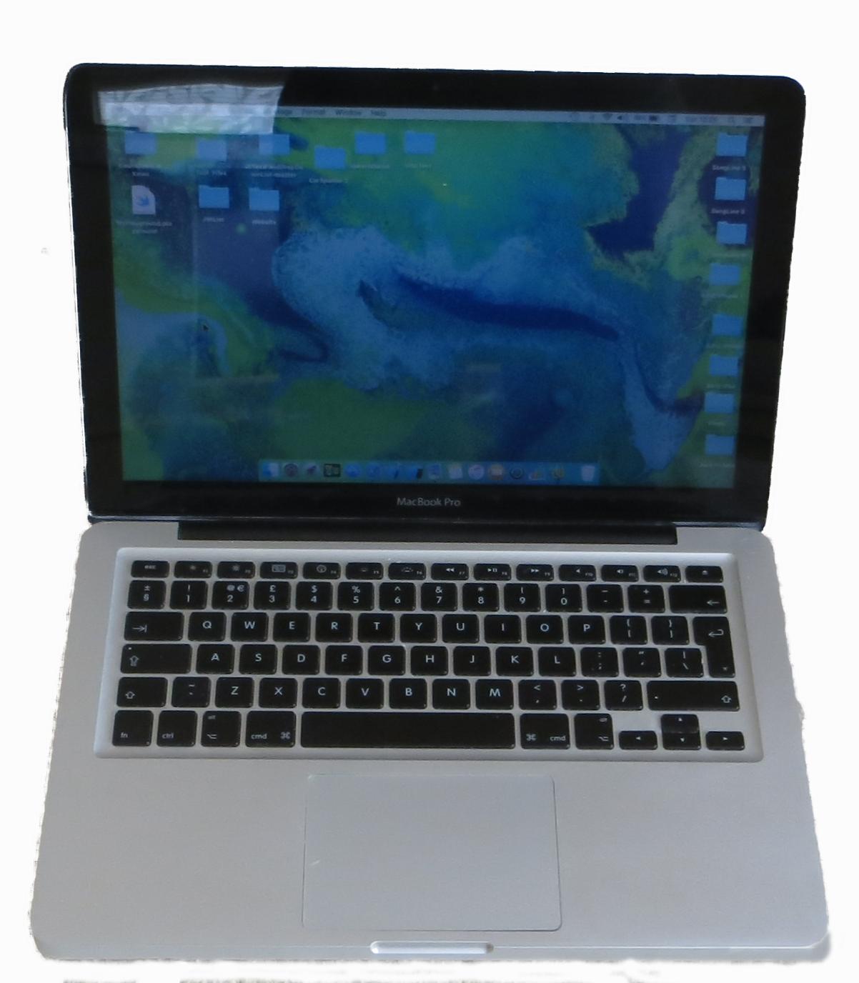 Macbbook Pro Laptop